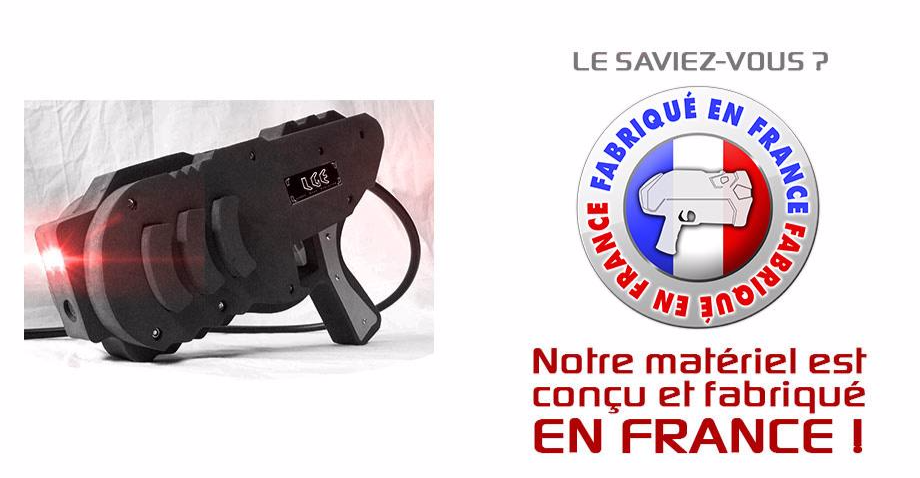 Laser Game Evolution St Etienne